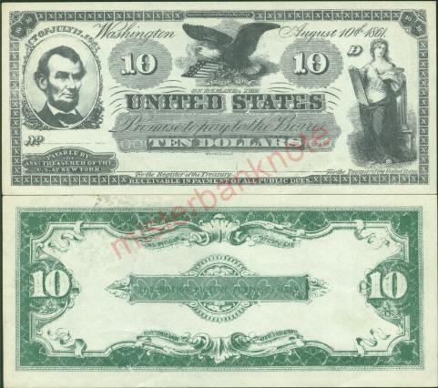 Hollywood Movie Prop Money Amero Banknotes