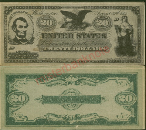 US $50 LARGE SIZE GREENBACK FEDERAL RESERVE TYPE HOLLYWOOD MOVIE PROP MONEY!